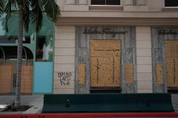CA: Fashion Jumps On Black Lives Matter Bandwagon After Lootings