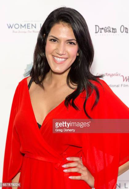 Boardmember Angela Mofid attends the Premiere Of Pure Flix Entertainment's 'Women Like Us' at Regal 14 at LA Live Downtown on March 25 2017 in Los...
