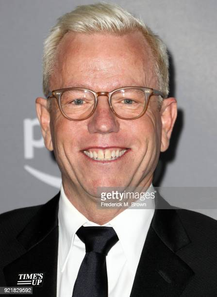 CDG boardmember Christopher Lawrence attends the Costume Designers Guild Awards at The Beverly Hilton Hotel on February 20 2018 in Beverly Hills...