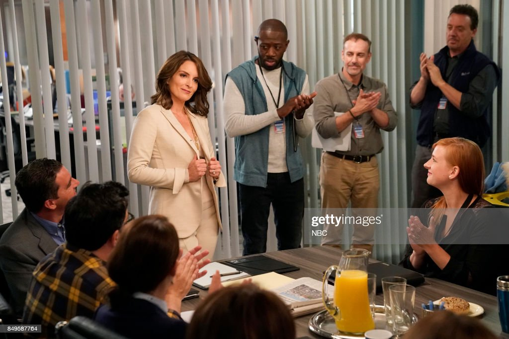 NEWS -- 'Boardroom Bitch' Episode 201 -- Pictured: Tina Fey as Diana --