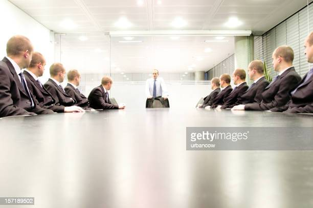 Boardroom chat