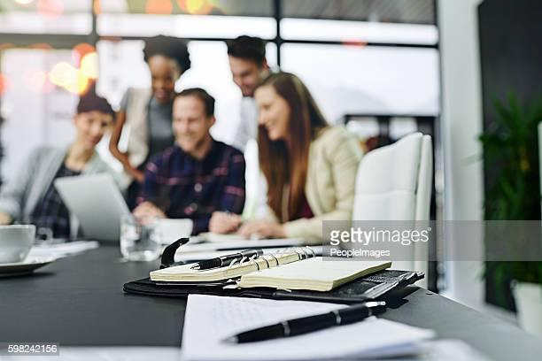 Boardroom planning