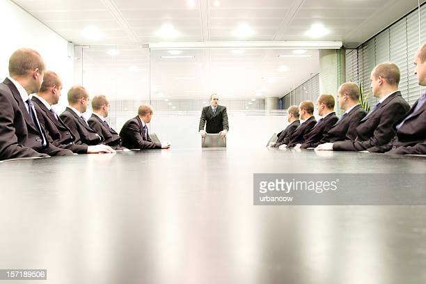 boardroom talk - cloning stock pictures, royalty-free photos & images