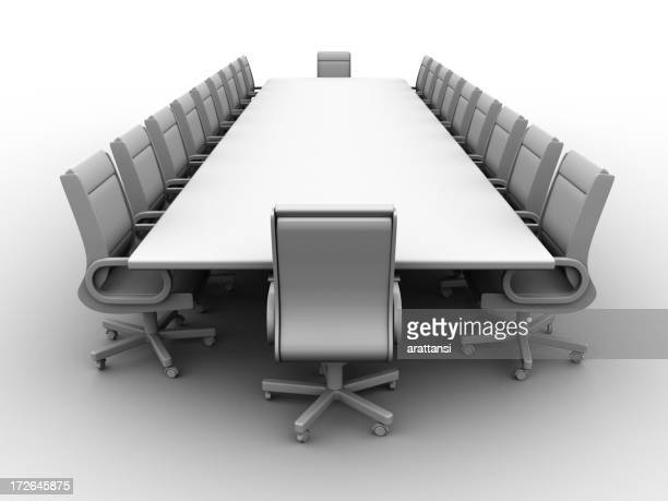 Boardroom mit clipping path - 02