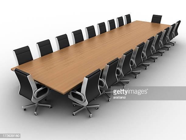 Sala de reuniões w/Traçado de Recorte 03