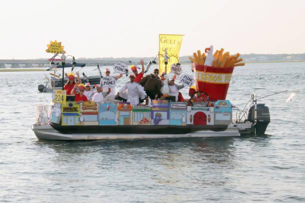 NJ: Annual Night In Venice Boat Parade