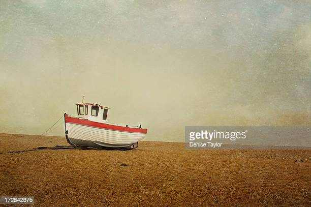 boat at Dungeness