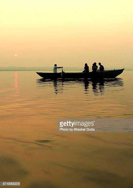 Boat at Varanasi