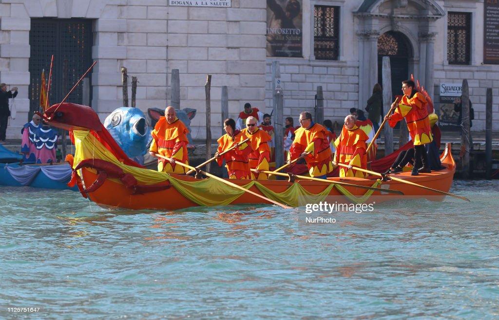 ITA: Venice Carnival 2019