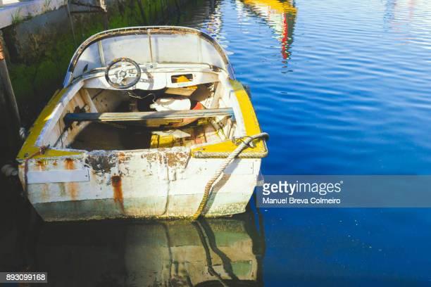 Boat in Aveiro