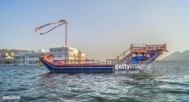 Boat on Lake Pichola | Udaipur | Rajasthan | India