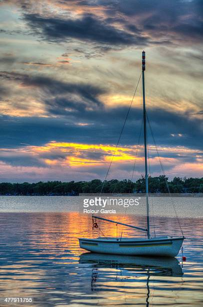 a boat - rolour garcia stock pictures, royalty-free photos & images