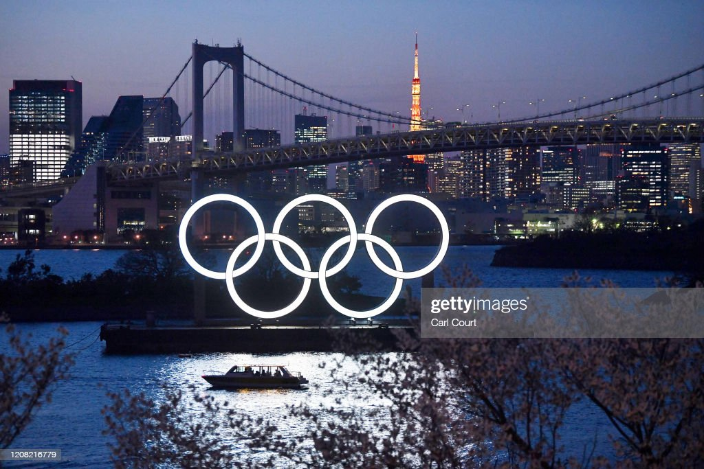 Japanese Government And IOC Agree To Postpone Olympic Games : ニュース写真