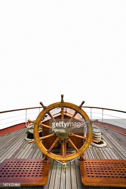 Boat sterring wheel