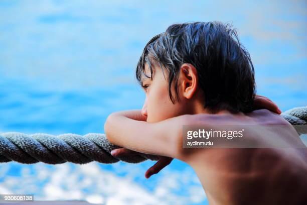 boat tour for children