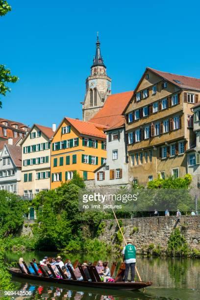 boat tour in Tübingen