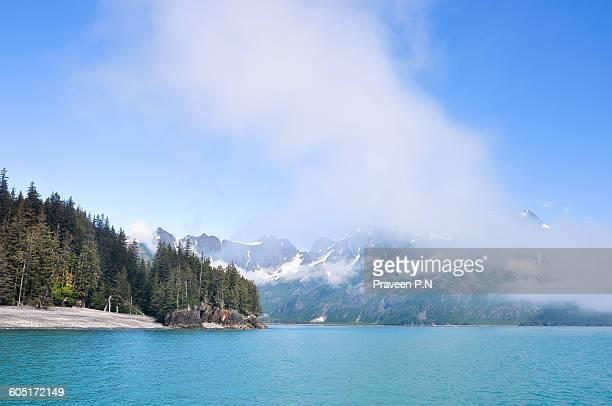Boat trip in Kenai Fjords National Park