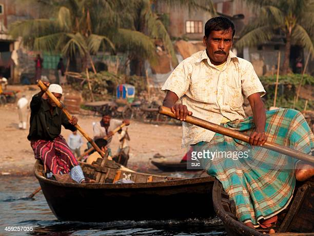 Boatmen in Dhaka Struggling for a better life