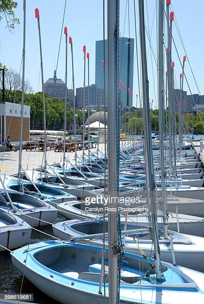 boats at the dock - carolyn ross stock pictures, royalty-free photos & images