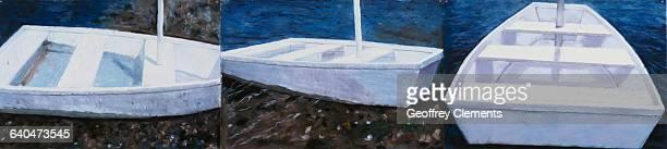Boats by Jennifer Bartlett