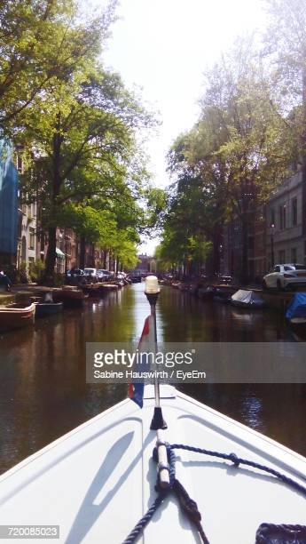 boats in canal - sabine hauswirth stock pictures, royalty-free photos & images