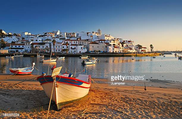 Boats in Ferragudo