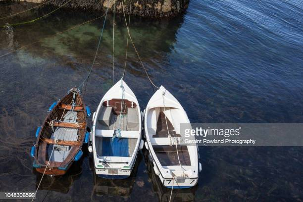 Boats in the Harbour, Ireland