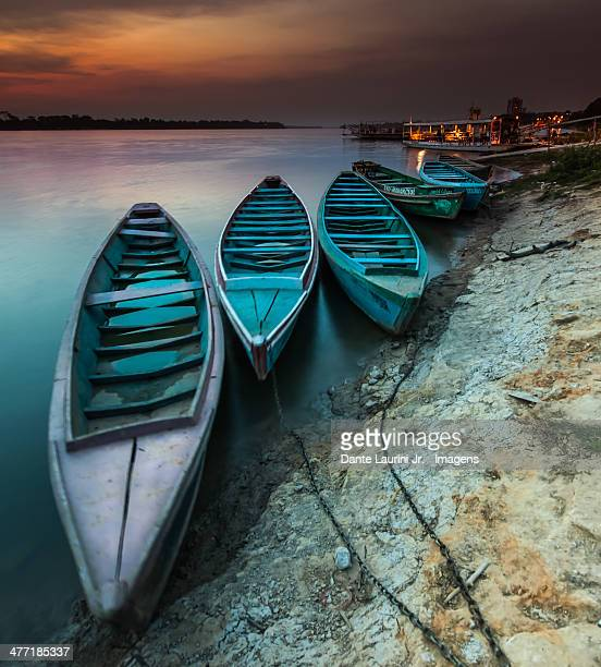 Boats in Tocantins