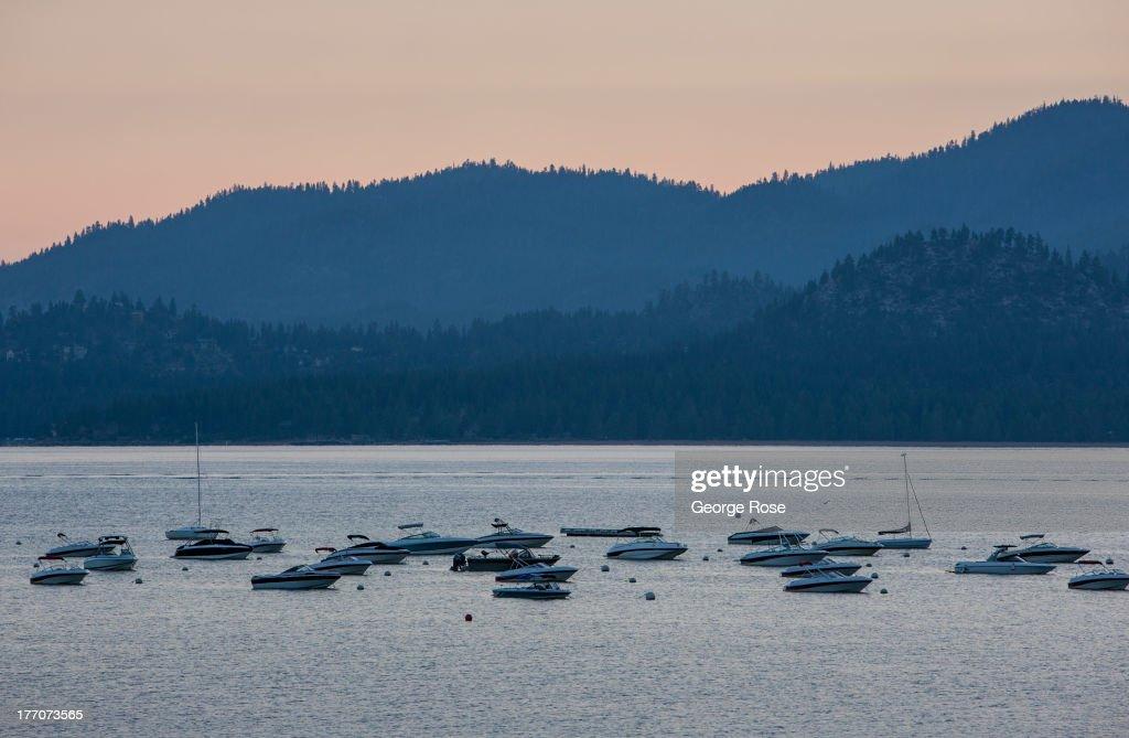 Lake Tahoe: A Favorite SummerTravel Destination : News Photo