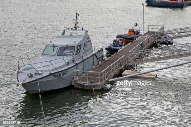 Barcos da Polícia Marítima do Porto