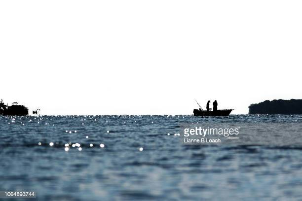 boats on the water - lianne loach stock pictures, royalty-free photos & images