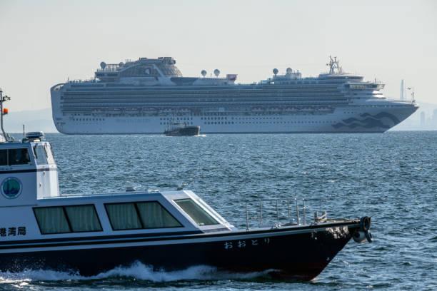 JPN: Diamond Princess Cruise Ship Remains Quarantined As Coronavirus Cases Grow
