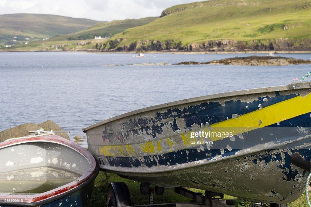 Boats : Foto stock