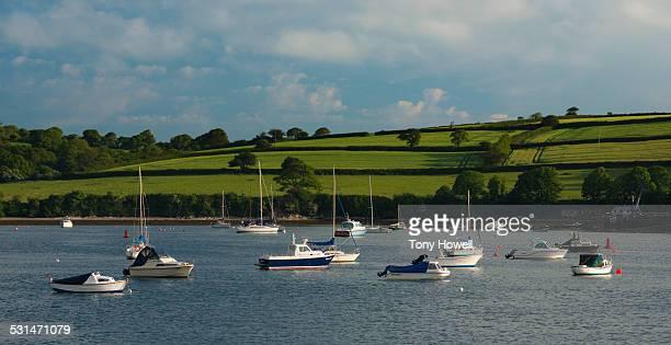 Boats, River Fal