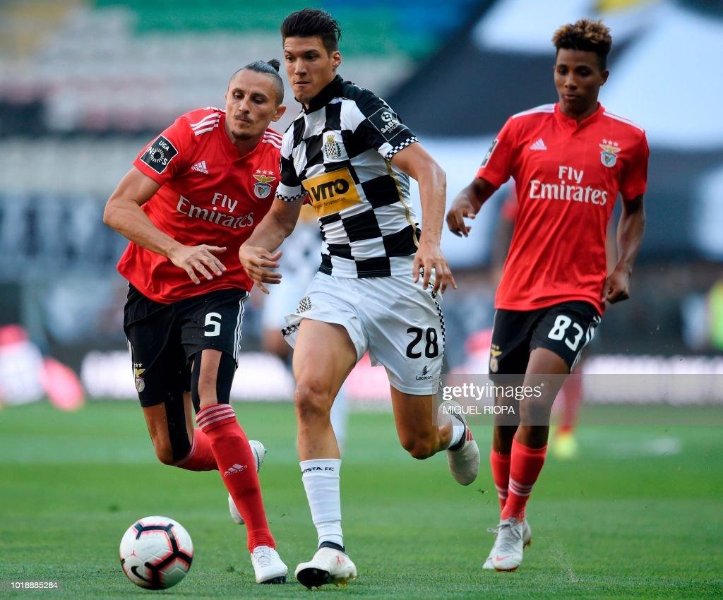 Boavista FC v SL Benfica - Liga NOS