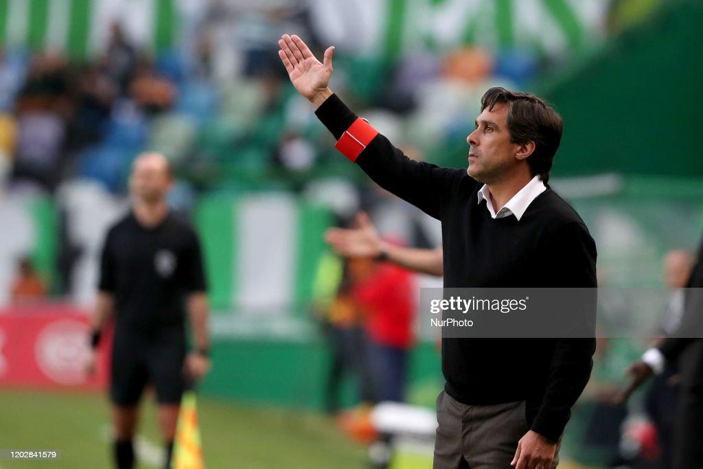 Sporting CP x Boavista FC - Primeira Liga : ニュース写真