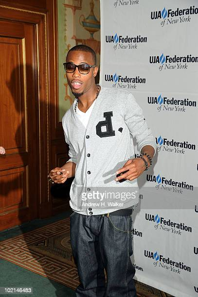 BoB attends the UJAFederation's 2010 Music Visionary of the Year award luncheon at The Pierre Ballroom on June 16 2010 in New York City