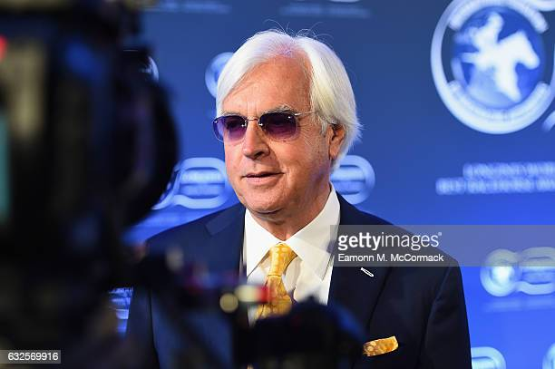 Bob Baffert attends the Longines World's Best Racehorse & Longines World's Best Horserace ceremony hosted by Longines and IFHA at Claridge's Hotel on...