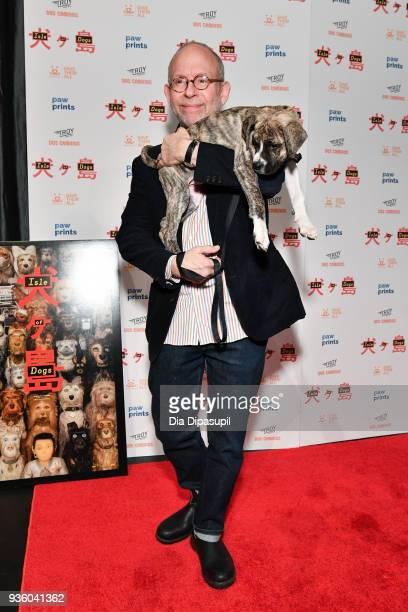 Bob Balaban attends the 'Isle of Dogs' special screening at IFC Center on March 21 2018 in New York City