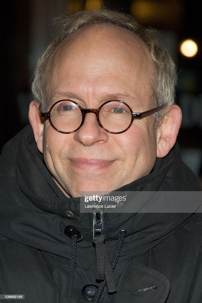 Bob Balaban during Neil Young Heart of Gold New York Screening - Arrivals at Walter Reade Theater in New York, NY, United States.