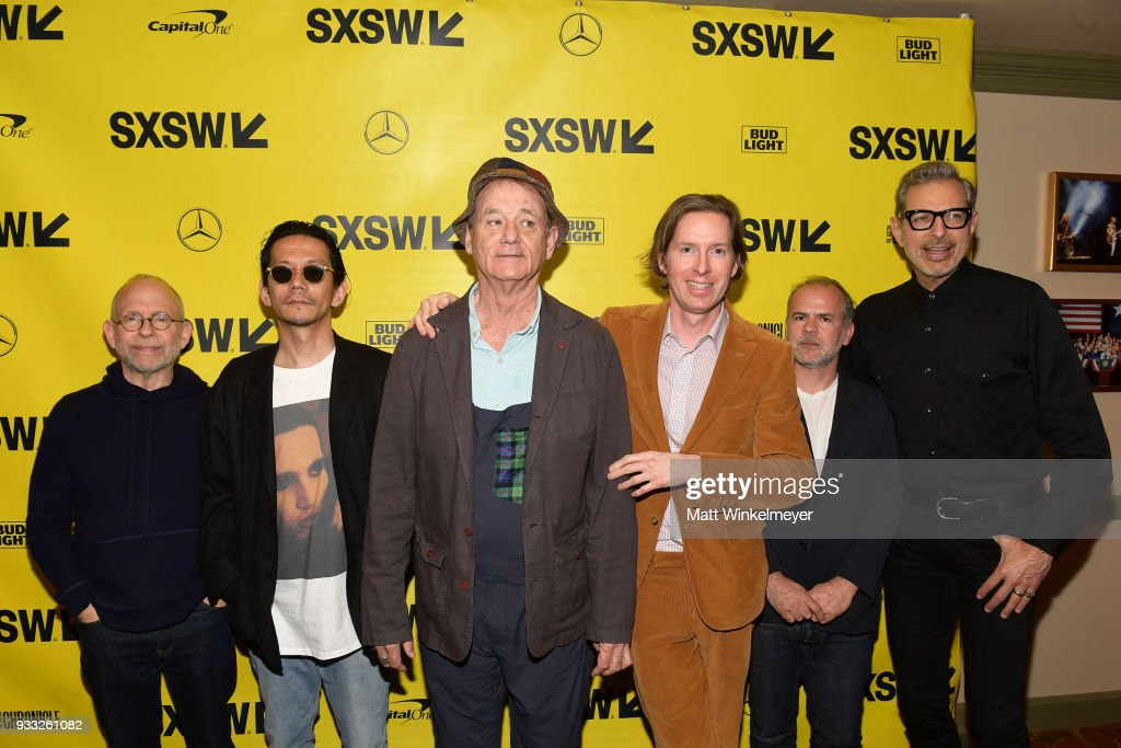 "SXSW closes with ""Isle of Dogs"" premiere"