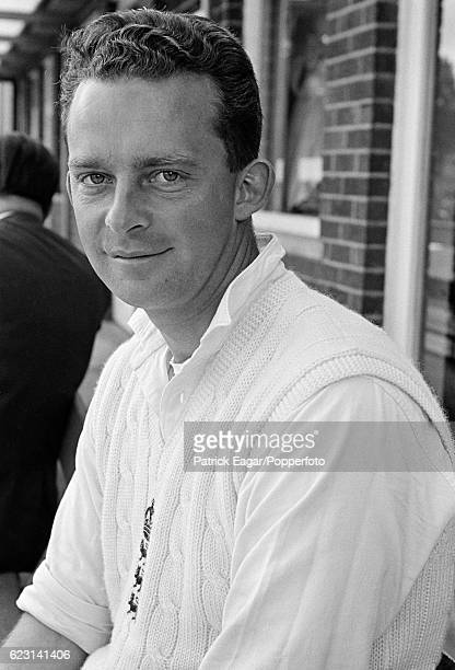 Bob Barber of England during the 3rd Test match between England and New Zealand at Headingley Leeds 8th July 1965