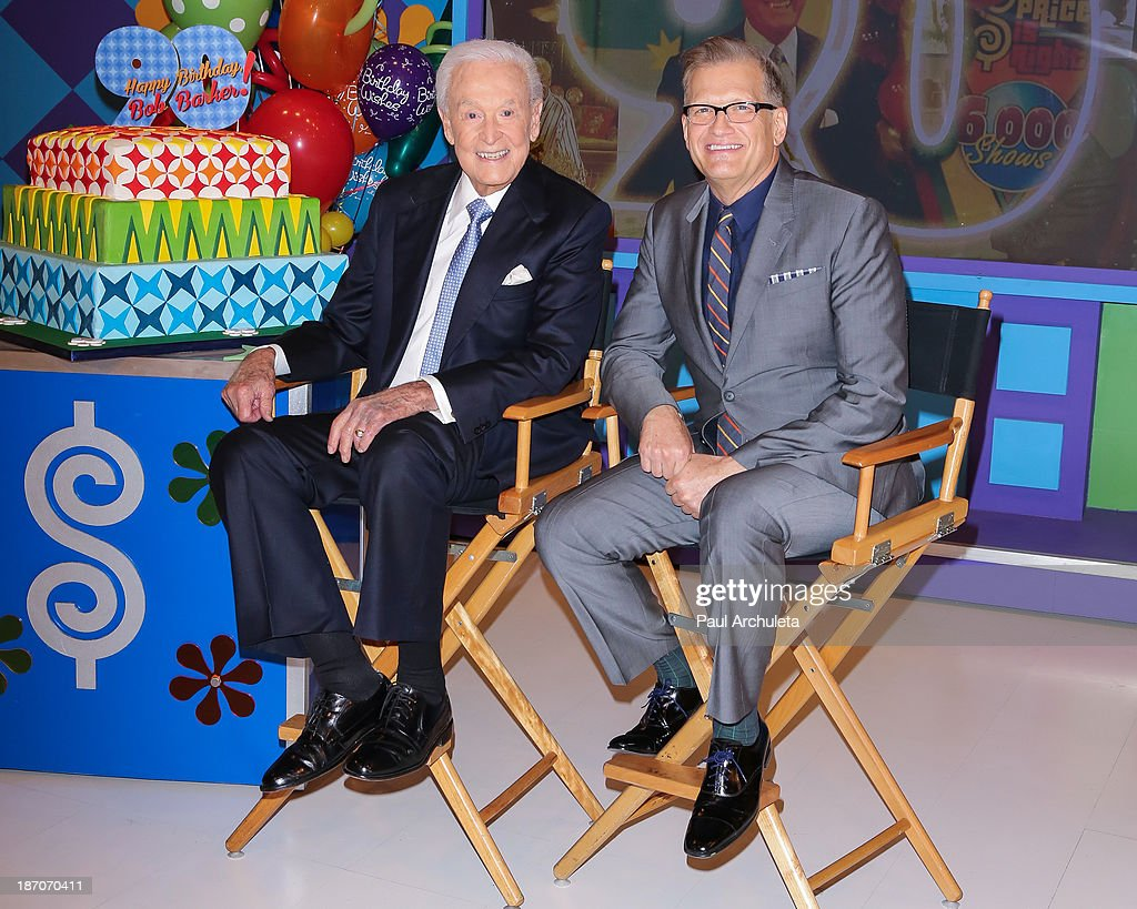 "Bob Barker Makes A Special Appearance On ""The Price Is Right"" To Mark His 90th Birthday : News Photo"