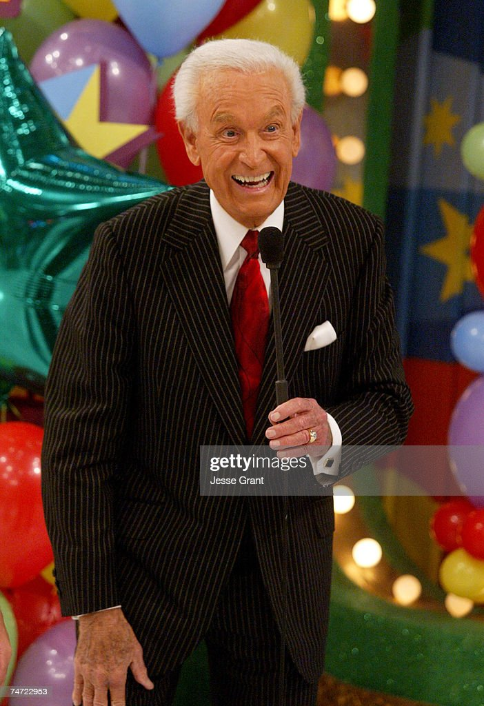 Bob Barker at the CBS Television City in Los Angeles