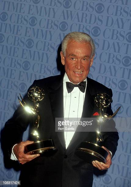 Bob Barker during 23rd Annual Daytime Emmy Awards at Radio City Music Hall in New York City New York United States