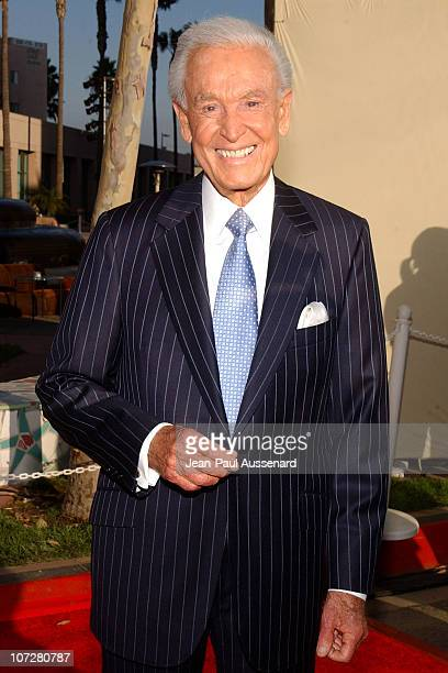 Bob Barker during The Academy of Television Arts Sciences 2004 Hall of Fame Induction Ceremony Arrivals at ATAS Leonard H Goldenson Theater in North...