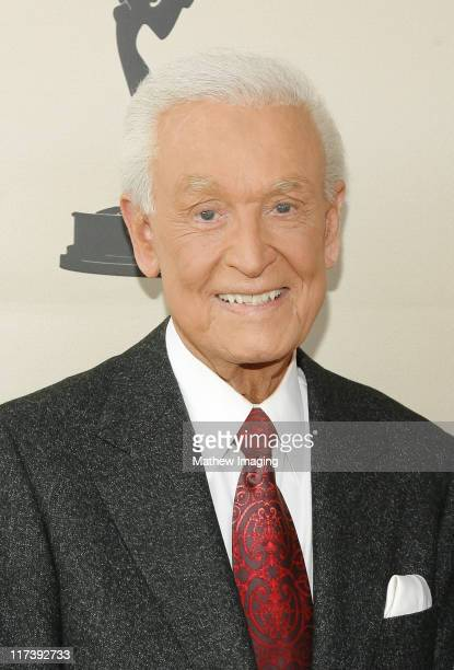 Bob Barker during The Academy of Television Arts Sciences Presents A Special Evening with Bob Barker at Leonard H Goldenson Theatre in North...