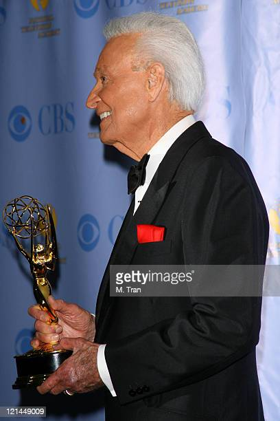 Bob Barker winner Outstanding Game Show Host for The Price is Right