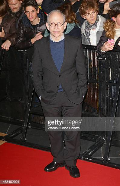 Bob Bolaban attends 'The Monuments Men' Premiere on February 10, 2014 in Milan, Italy.