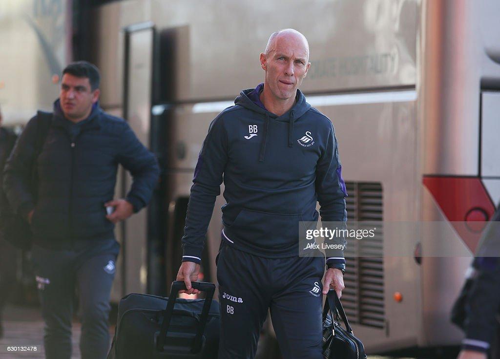Middlesbrough v Swansea City - Premier League : News Photo